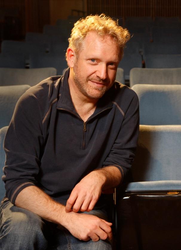 Michael Kurek in Hall