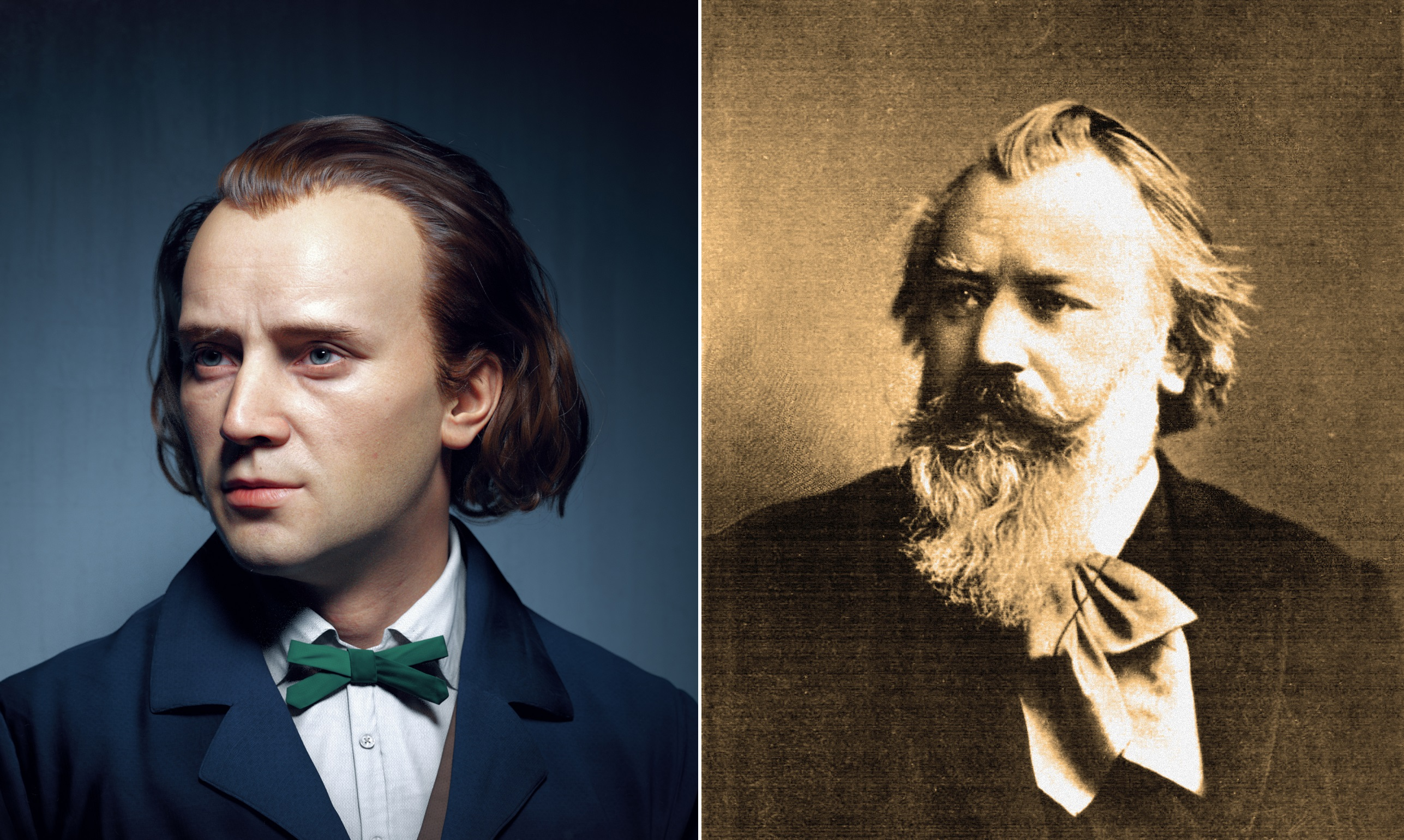 Brahms Young and Old